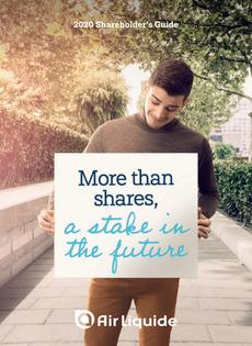 """Cover - """"2020 Shareholder's Guide"""""""